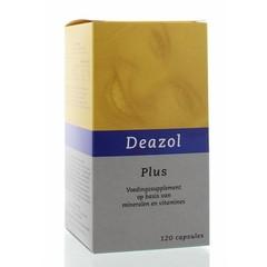 Deazol plus (120 vcaps)