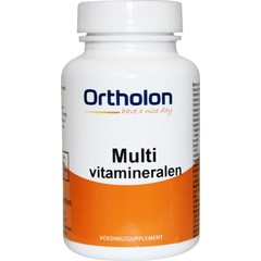 Ortholon Multi vitamineralen (60 tabletten)