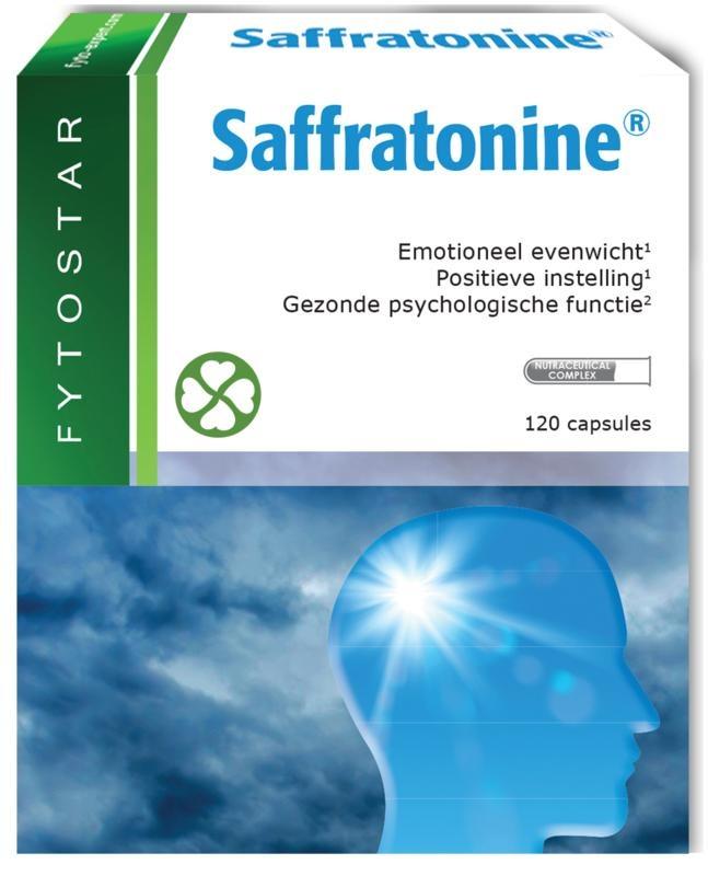 Fytostar Saffratonine (120 capsules)
