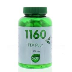 AOV 1160 Pea puur 400 mg (90 vcaps)