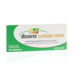 Ocuvite Luteine forte (30 tabletten)