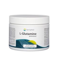 Springfield L-Glutamine poeder (250 gram)