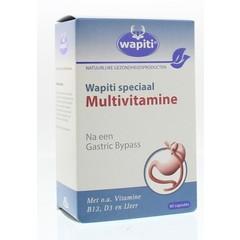 Wapiti Speciaal multivitamine (60 capsules)