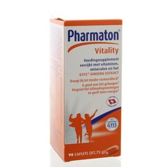 Pharmaton Vitality caplet (90 stuks)