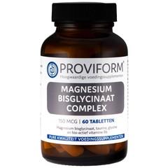 Proviform Magnesium bisglycinaat complex 150mg (60 tabletten)