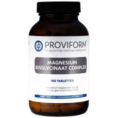 Proviform Magnesium bisglycinaat complex 150mg (150 tabletten)