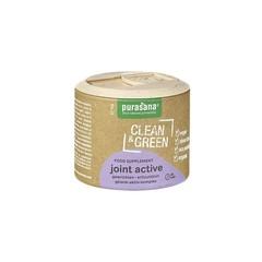 Purasana Clean & green joint active complex gewricht (90 tabletten)