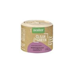 Purasana Clean & green menopauze comfort (60 tabletten)