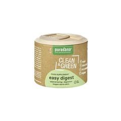 Purasana Clean & green easy digest (90 tabletten)