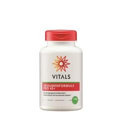 Vitals Vrouwenformule pro 45+ (120 tabletten)