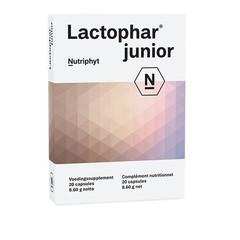 Nutriphyt Lactophar junior (20 capsules)