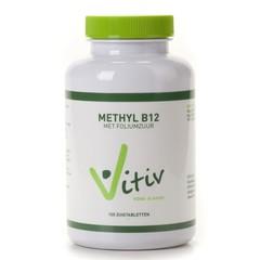 Vitiv Vitamine B12 methyl (100 tabletten)