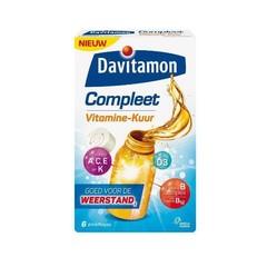 Davitamon Weerstand vitamine kuur (6 stuks)