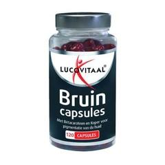 Lucovitaal Bruin capsules (120 capsules)