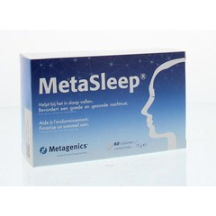 Metagenics Metasleep (60 tabletten)
