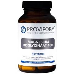 Proviform Magnesium bisglycinaat 400 (90 vcaps)