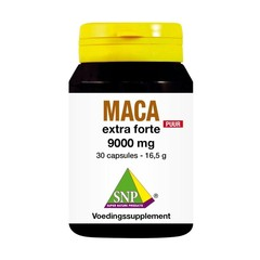 SNP Maca extra forte 9000 mg puur (30 capsules)