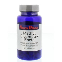 Nova Vitae Methyl vitamine B complex (90 tabletten)