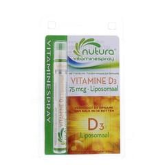 Vitamist Nutura Vitamine D3 liposomaal blister (13.3 ml)