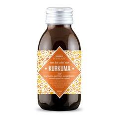 Organic Human Bio shot kurkuma (100 ml)
