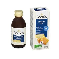 Aprolis Siroop manuka propolis guarana (150 ml)