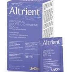 Livon Altrient acetyl l-carnitine liposomaal (30 sachets)