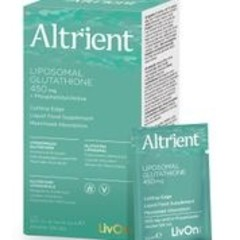 Livon Altrient glutathion liposomaal (30 sachets)