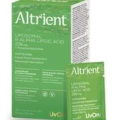 Livon Altrient R-alpha liponzuur liposomaal (30 sachets)
