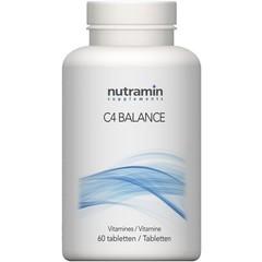 Nutramin C4 balance (60 tabletten)