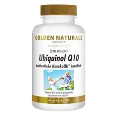 Golden Naturals Ubiquinol Q10 (60 capsules)