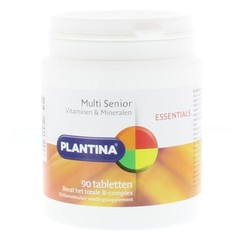 Plantina Multi senior (90 tabletten)