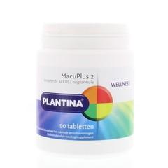Plantina Macuplus 2 (90 tabletten)