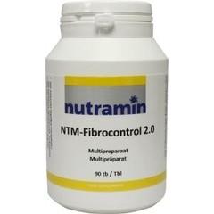 Nutramin NTM Fibrocontrol 2.0 (90 tabletten)