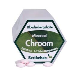 Berthelsen Chroom (250 tabletten)