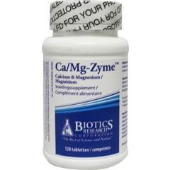 Biotics Ca Mg zyme (120 tabletten)