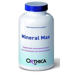 Orthica Mineral max (180 tabletten)