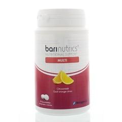 Barinutrics Multi citrus (30 kauwtabletten)