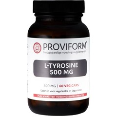 Proviform L-Tyrosine 500 mg (60 vcaps)