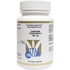 Vital Cell Life Chroom picolinaat 100 mcg (100 capsules)