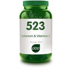 AOV 523 Selenium 100 mcg / vitamine E 300IE (60 capsules)