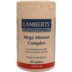 Lamberts Mega mineral complex (90 tabletten)