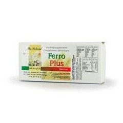Herborist Ferro plus 10 ml (20 ampullen)