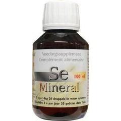 Herborist Se Selenium mineral (100 ml)