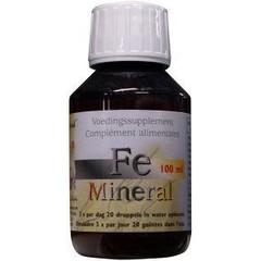 Herborist FE IJzer mineral ion (100 ml)