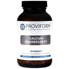 Proviform Calcium magnesium 1:1 & D3 (90 vcaps)