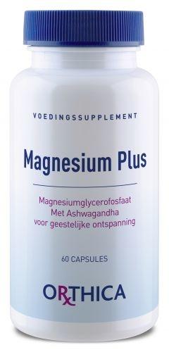 Orthica Magnesium plus (60 capsules)