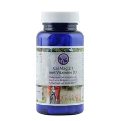 Nagel Cal:Mag Calcium Magnesium 2:1 met vitamine D3 (90 vcaps)