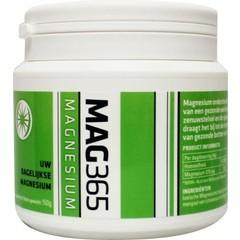 Mag365 Magnesium poeder - citroenzuur (150 gram)