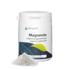 Springfield Magnevite magnesium glycerofosfaat 100 mg (150 tabletten)