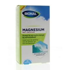 Bional Zee magnesium calcium (40 capsules)